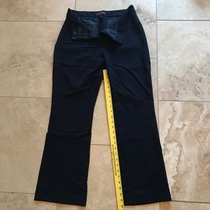 Dana Buchman Pants - Navy Dress Pants